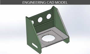 Engineering CAD Model